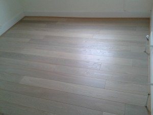 Oak flooring 2