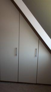 Angled wardrobe 2
