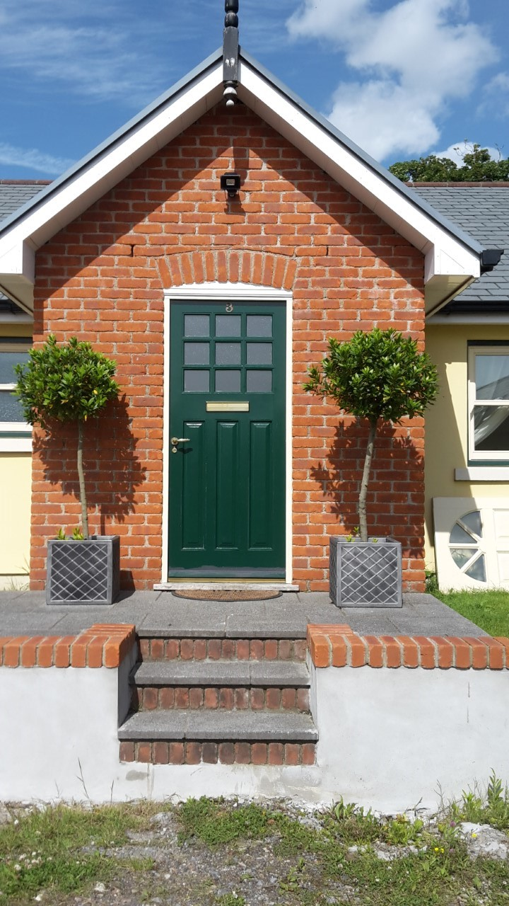 Front and back doors - Bartlett Joinery And Carpentry