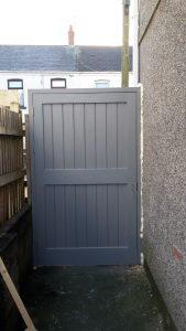Grey side gate 2
