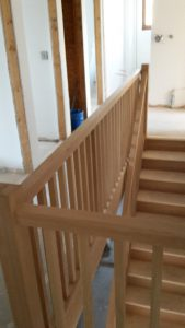 Oak staircase 1