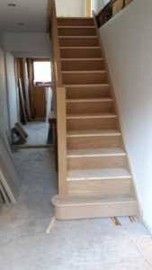 Oak staircase 6