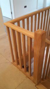 Oak stairs 3