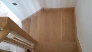 Oak stairs 6