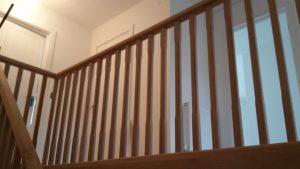 Oak stairs 7